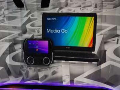 Sony PSP Go/ Media Go