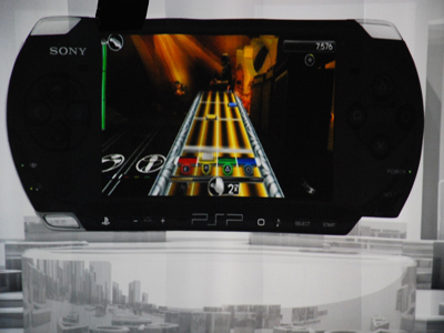 Guitar Hero Portable