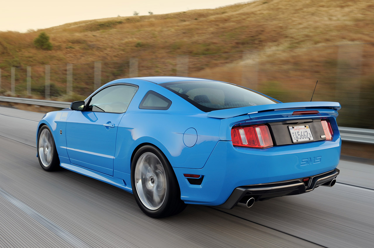 ford mustang sms 460 - photo #12