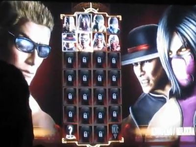 mortal kombat 9 scorpion and sub zero. Mortal Kombat 9 Screen Reveals
