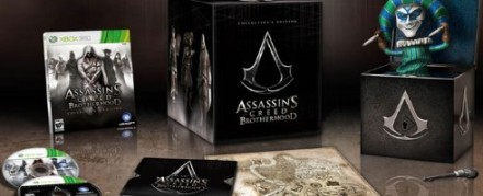 Assassin's Creed Brotherhood Limited Edition