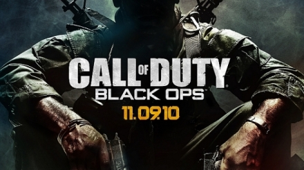 Call of duty Black ops banner