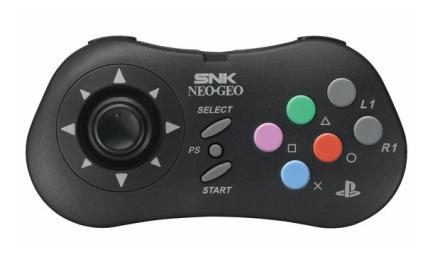 Neo-Geo-PS3-Controller