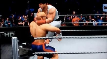 Raw-Vs-Smackdown-2011-Street-Fighter